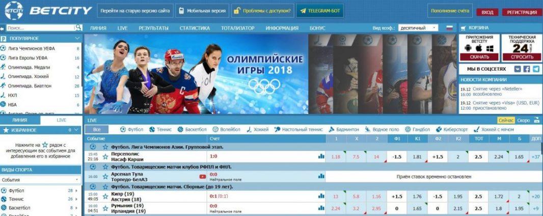 Бетсити македонский сайт